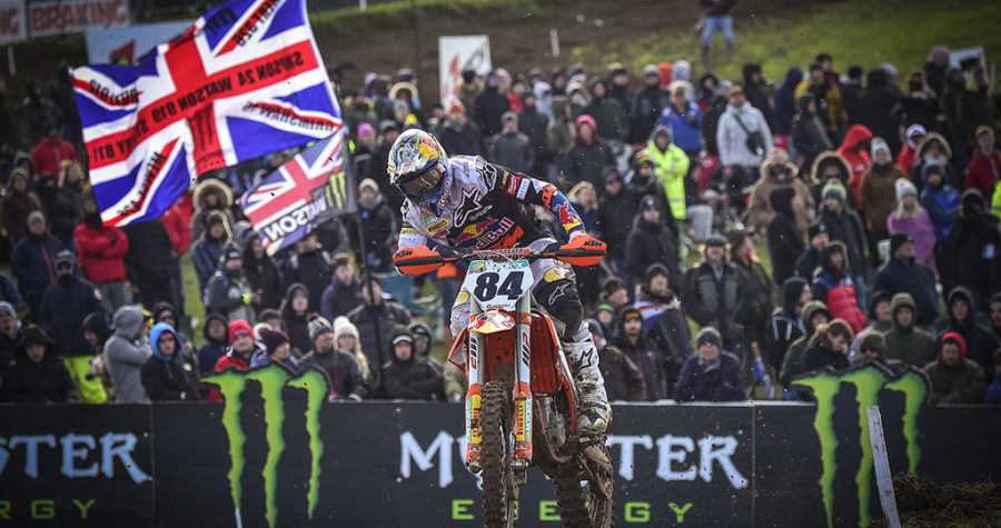 MXGP 2020 Großbritannien Jeffrey Herlings
